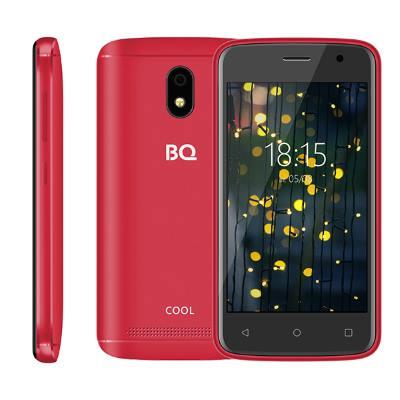 BQ 4001G Красный