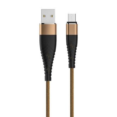 кабель Olmio Solid золотой