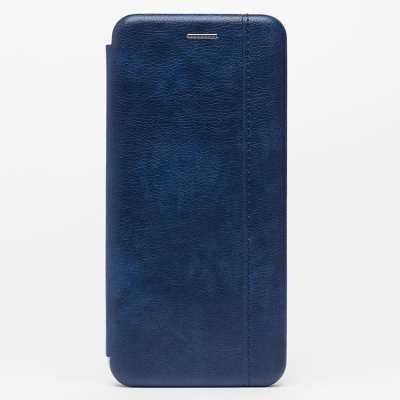 Чехол-книжка Samsung A20 A30 синий