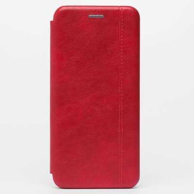 Чехол-книжка для Samsung A20 красный
