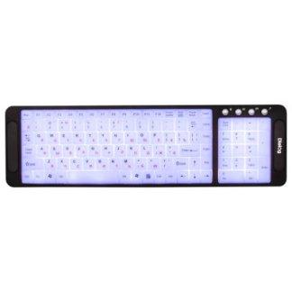 Клавиатура Dialog KK-L04U Katana черная с подсветкой