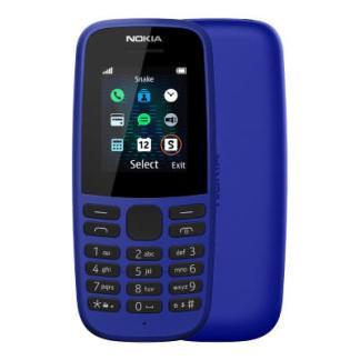 Nokia 105 SS 2019 синий