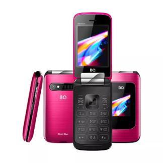 BQ 2814 розовый