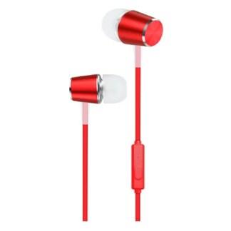 наушники TFN MC504 красные