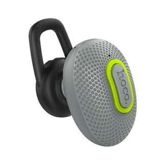Bluetooth-гарнитура Hoco E28 серая