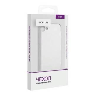 силиконовый чехол для Inoi 1 Lite прозрачный
