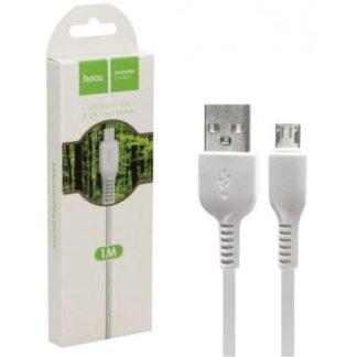 кабель hoco X20 Micro-USB 1м