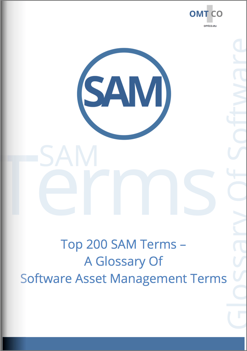 Top 200 SAM Terms  A Glossary Of Software Asset Management And Licensing Terms