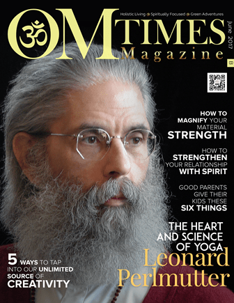 OMTimes Magazine June B 2017 Edition with Leonard Perlmutter data-recalc-dims=