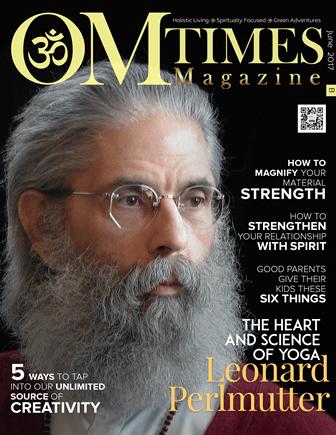 OMTimes Magazine June B 2017 Edition with Leonard Perlmutter data-recalc-dims=
