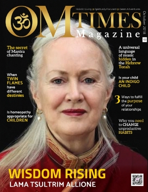 OMTimes Magazine October B 2018 Edition with Lama Tsultrim Allione data-recalc-dims=