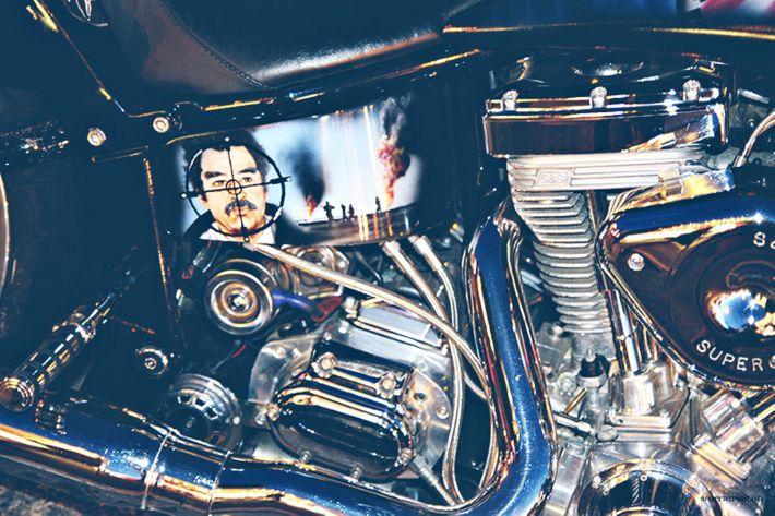 MOTORCYCLE WEEK, WILDWOOD, NJ, 2010, www.omtripsblog.com
