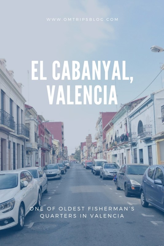 El Cabanyal, one of oldest fisherman's quarters in valencia