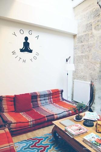 Yoga with you, Bordeaux, www.omtripsblog.com