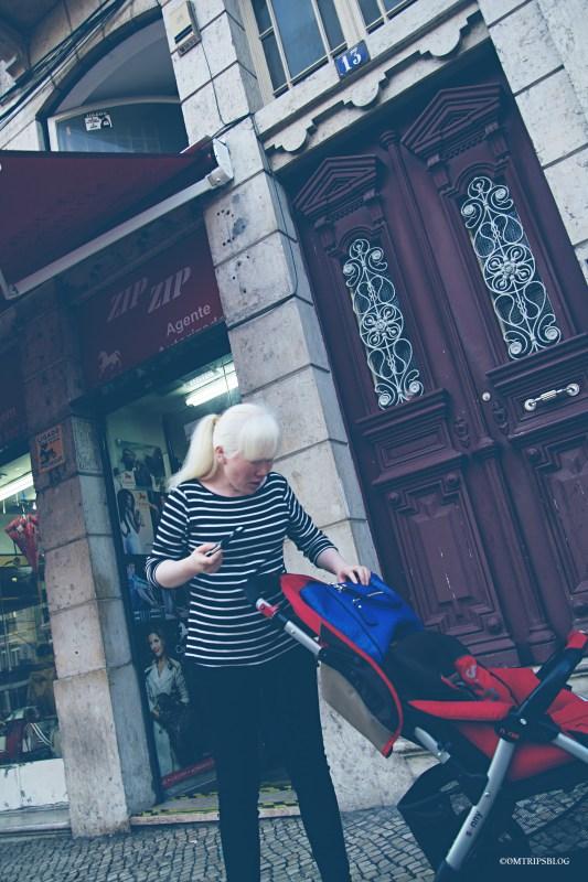 On the streets...Lisbon, Portugal @omtripsblog