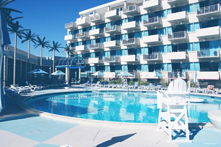 Pan American Hotel, Wildwood, New Jersey @omtripsblog