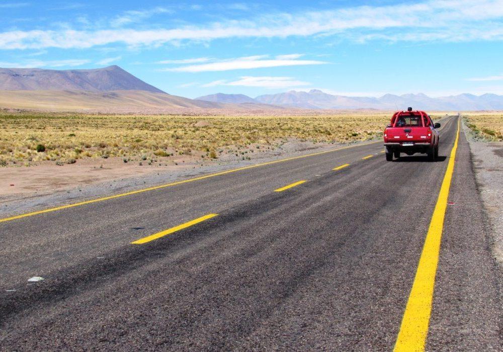 Alugar um carro no Deserto do Atacama - Dicas práticas e custos