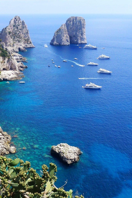 Roteiro completo de 1 dia em Capri na Itália