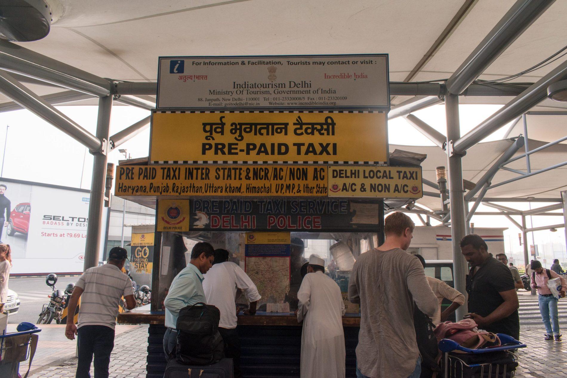 Aeroporto na Índia: dicas