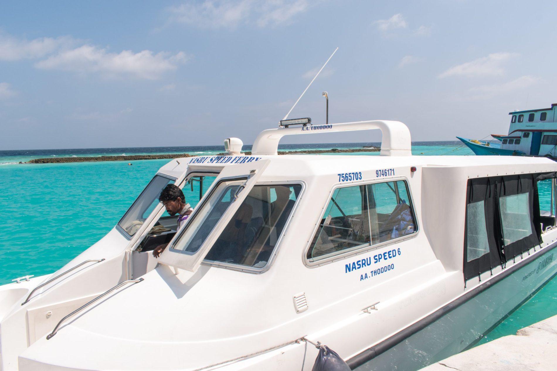 Lua de mel econômica Maldivas