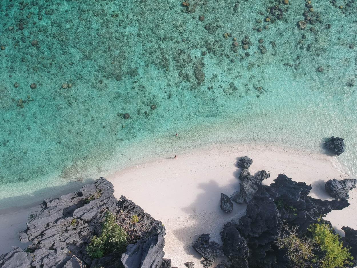 Ilhas em El Nido
