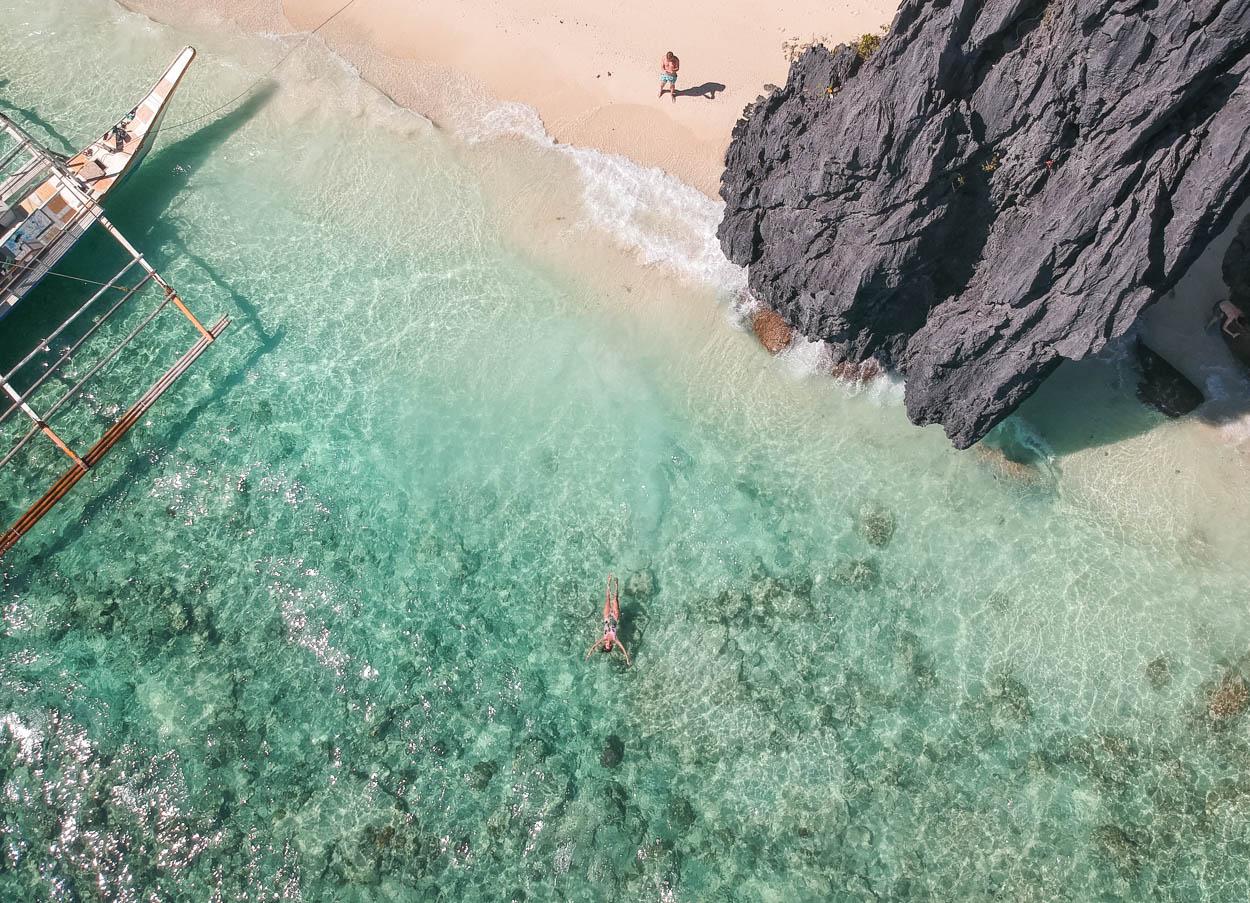 Praias em El Nido