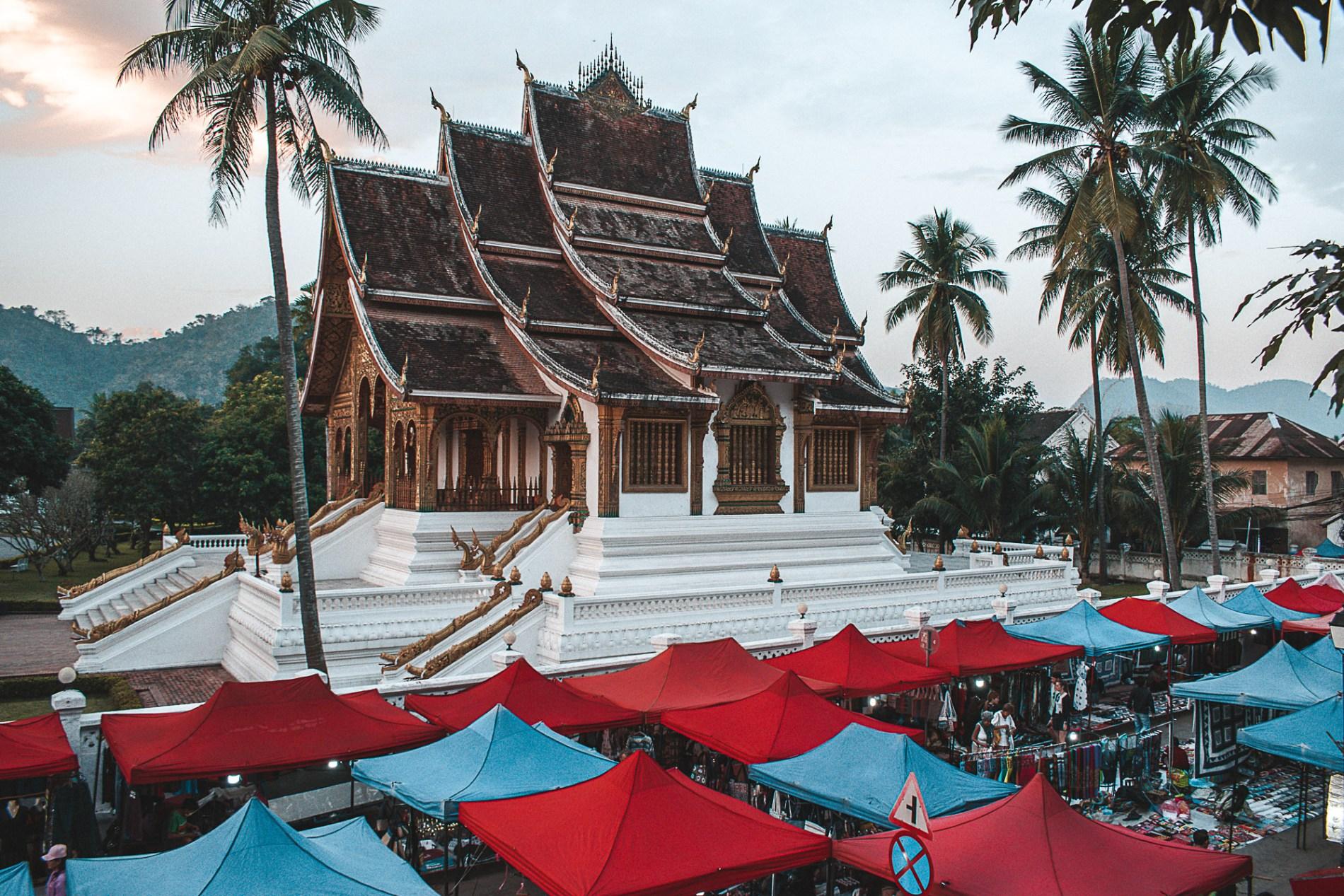 Dicas de Luang Prabang