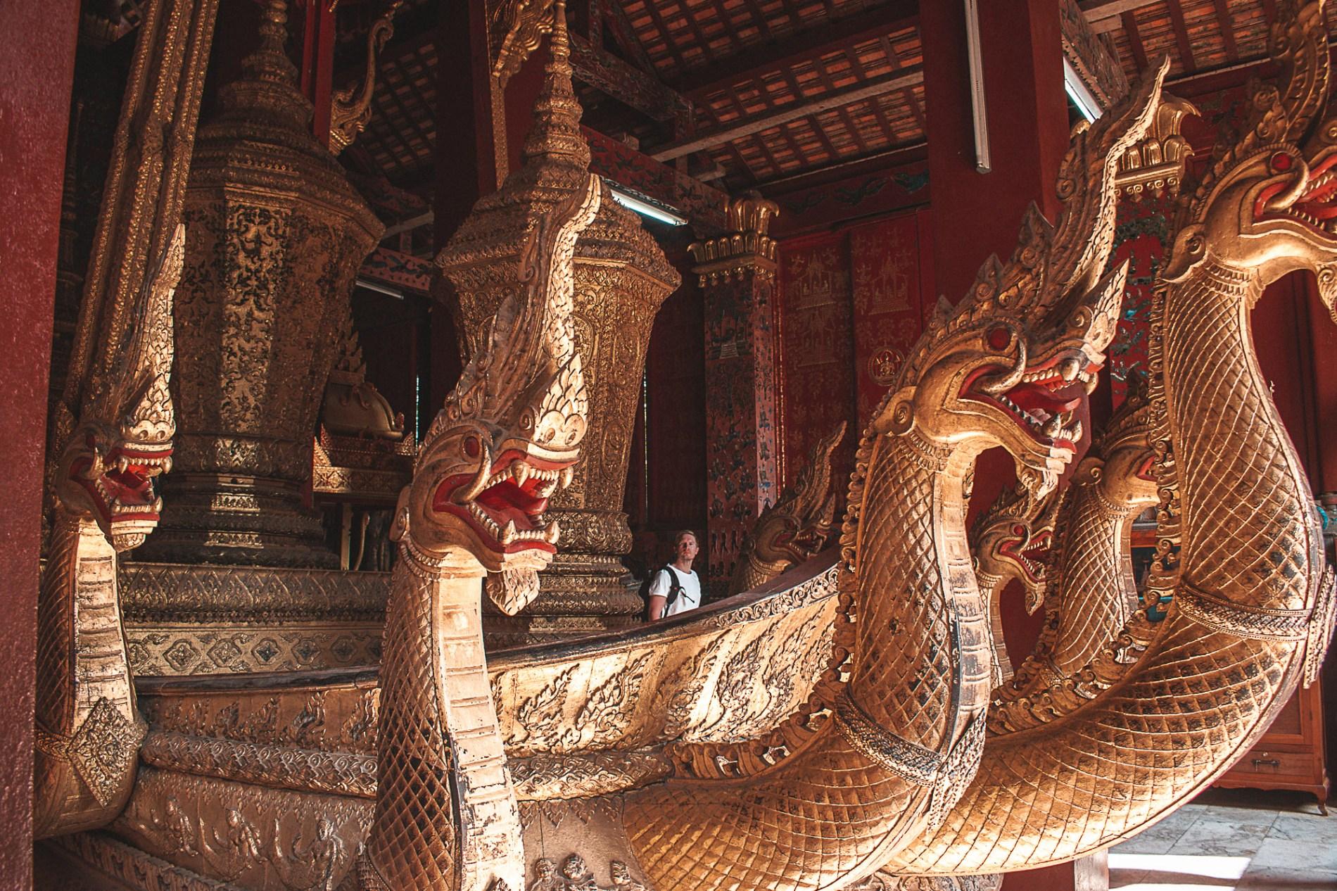 Atrações em Luang Prabang