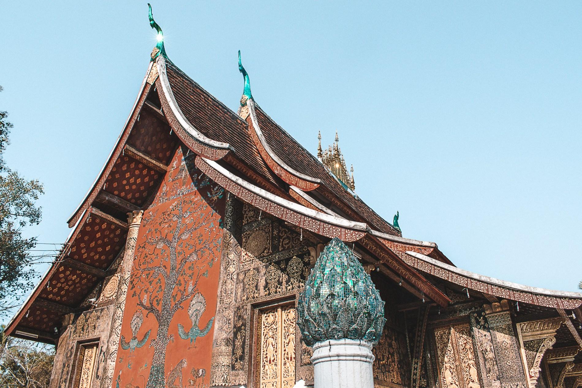 Roteiro de viagem em Luang Prabang no Laos