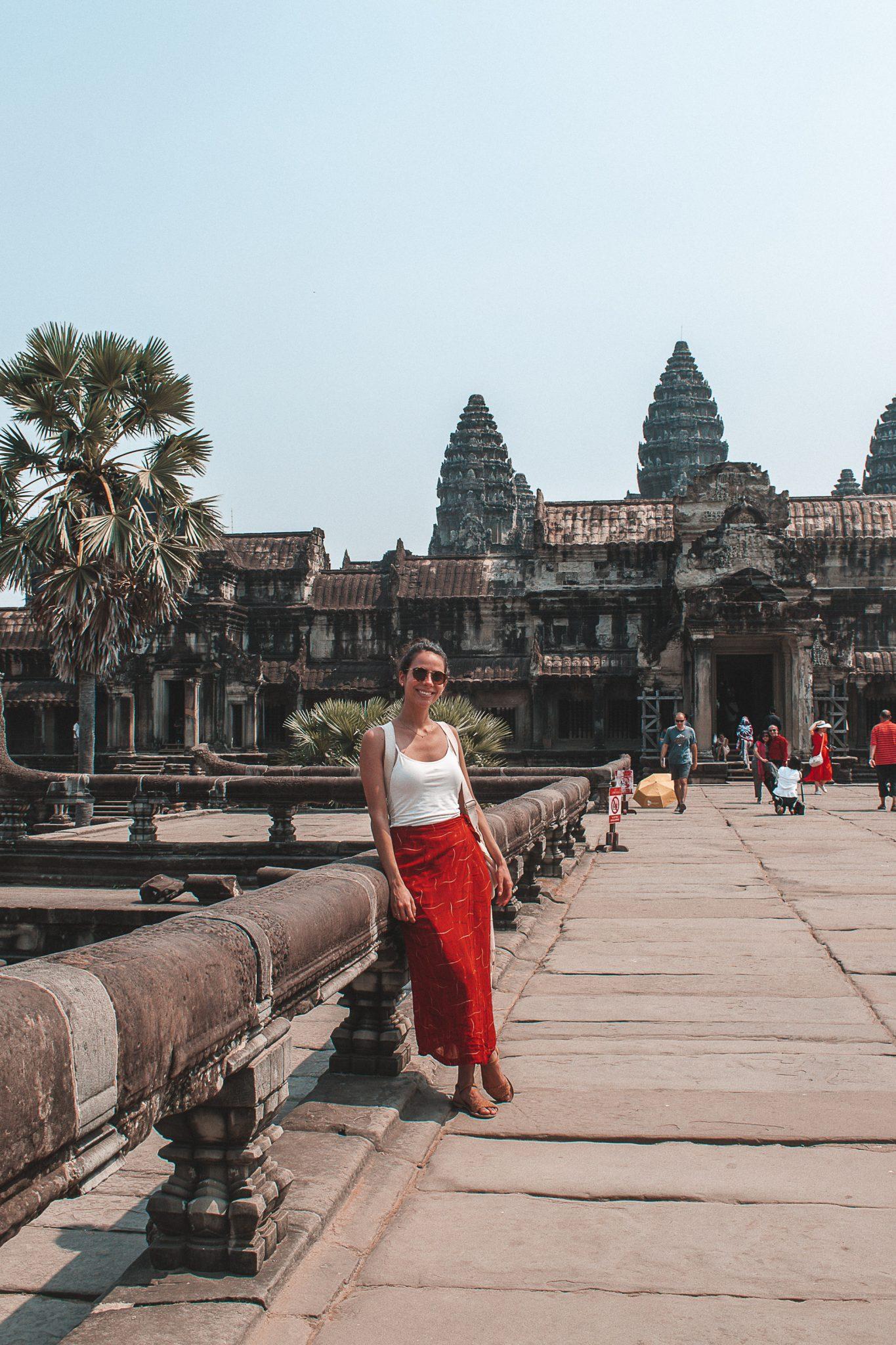 Como se vestir Siem Raep