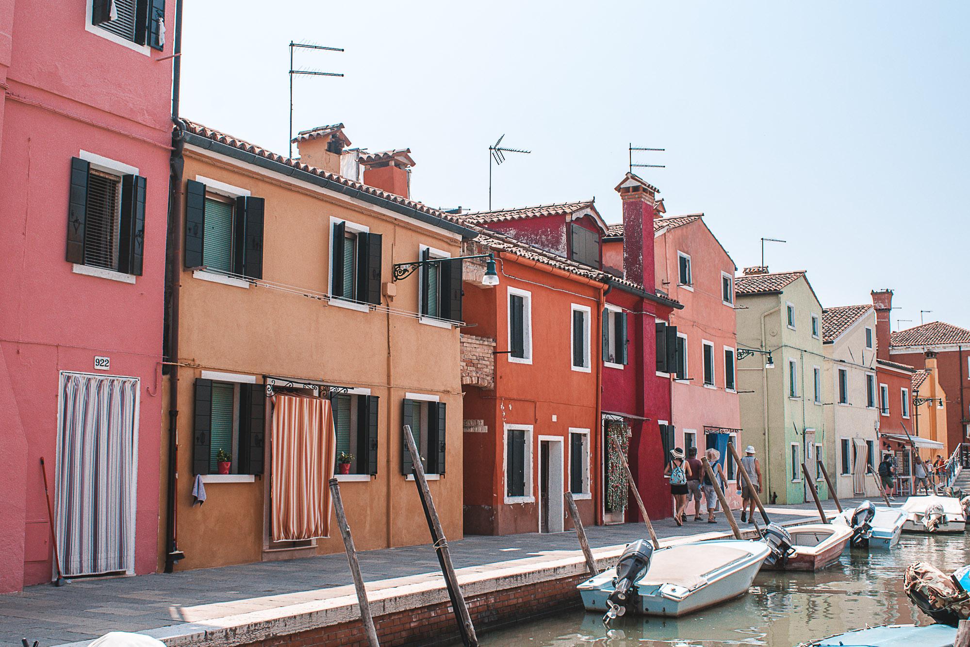 Airbnbs em Veneza