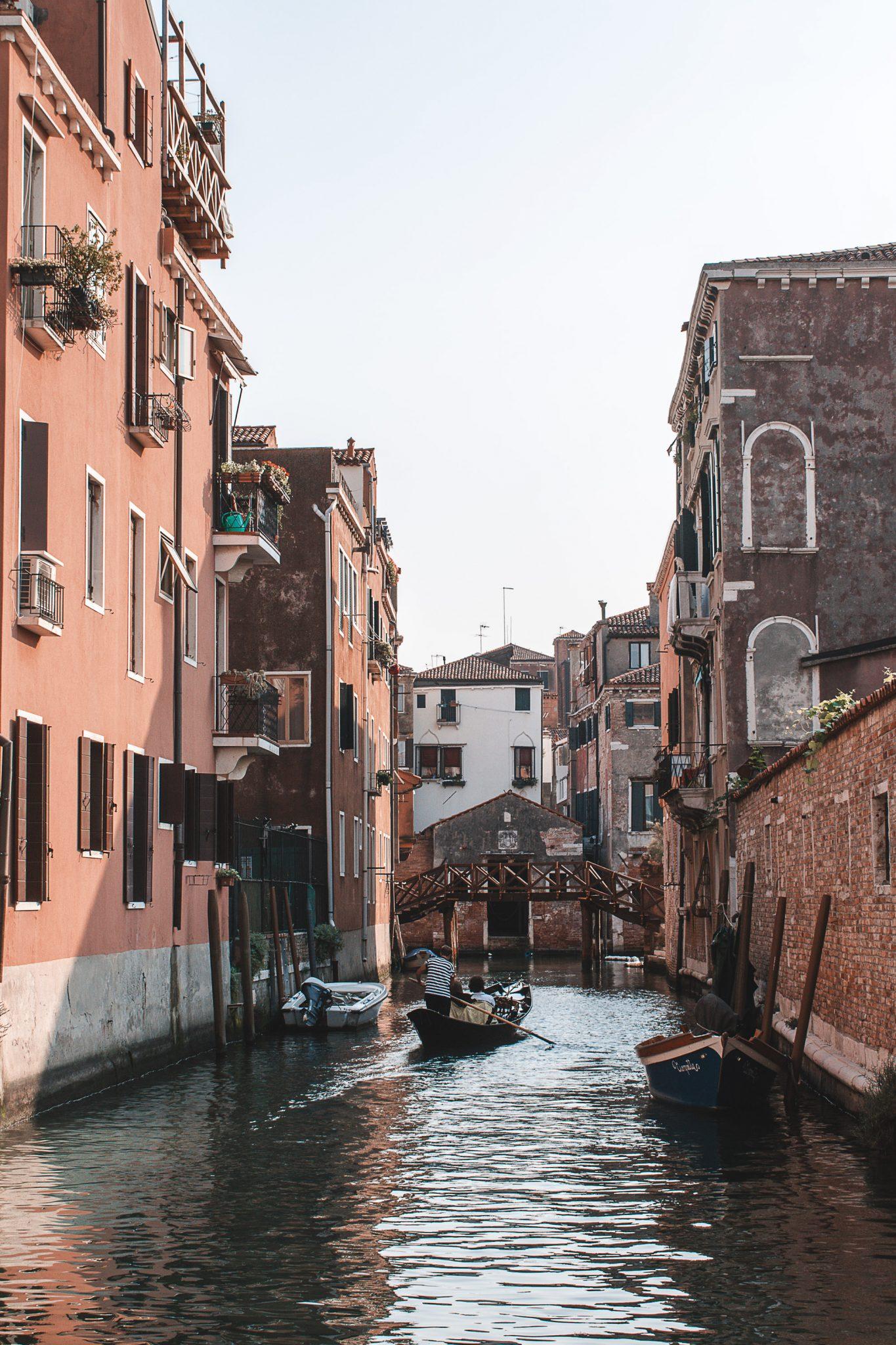 Dicas de hotéis baratos em Veneza