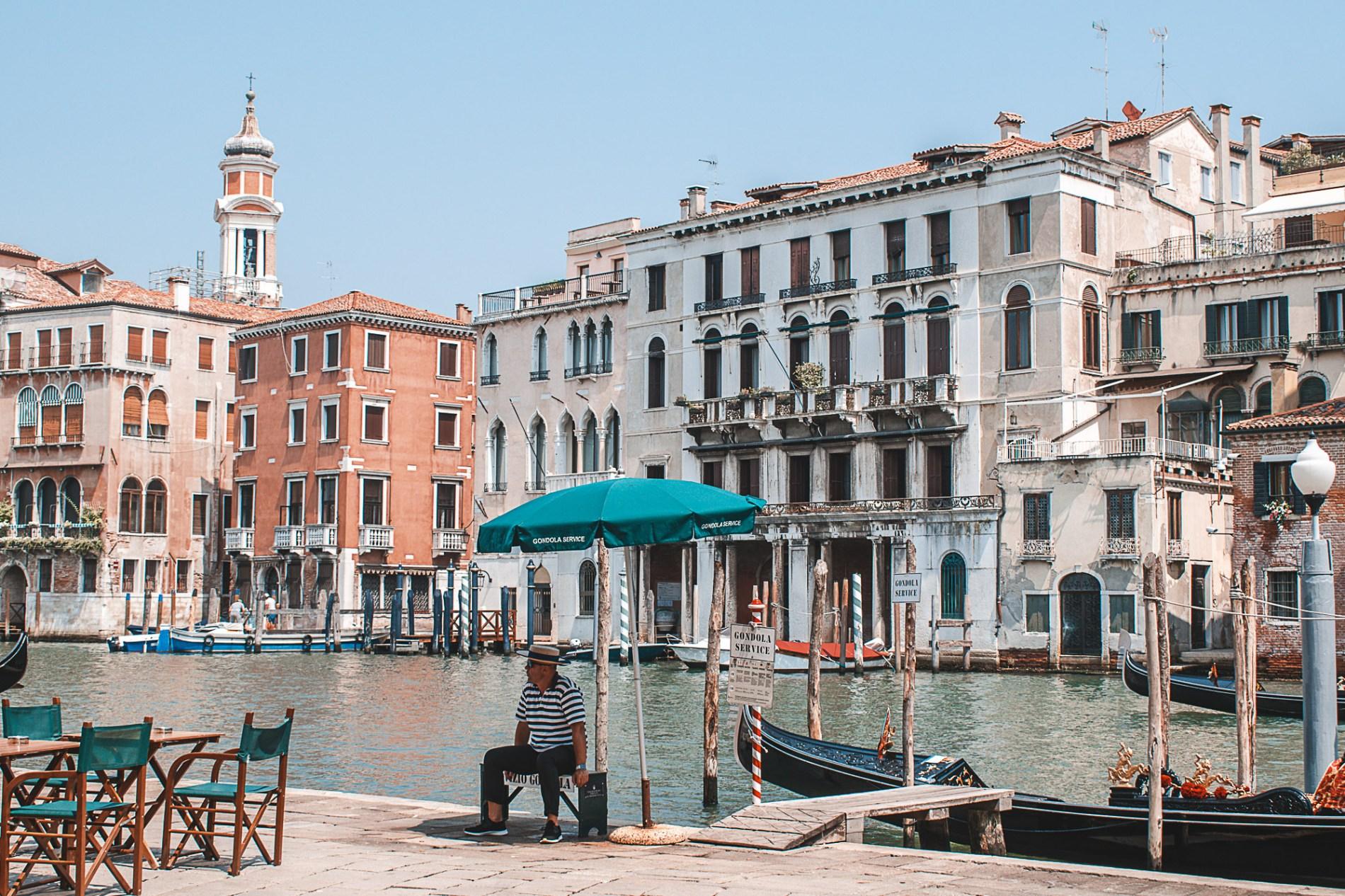 Dicas de viagem Veneza