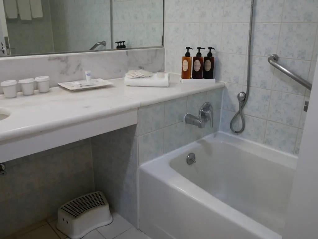 PICグアムロイヤルクラブプレミアのお風呂