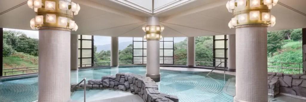 伊豆マリオットホテル修善寺 スパ&大浴場