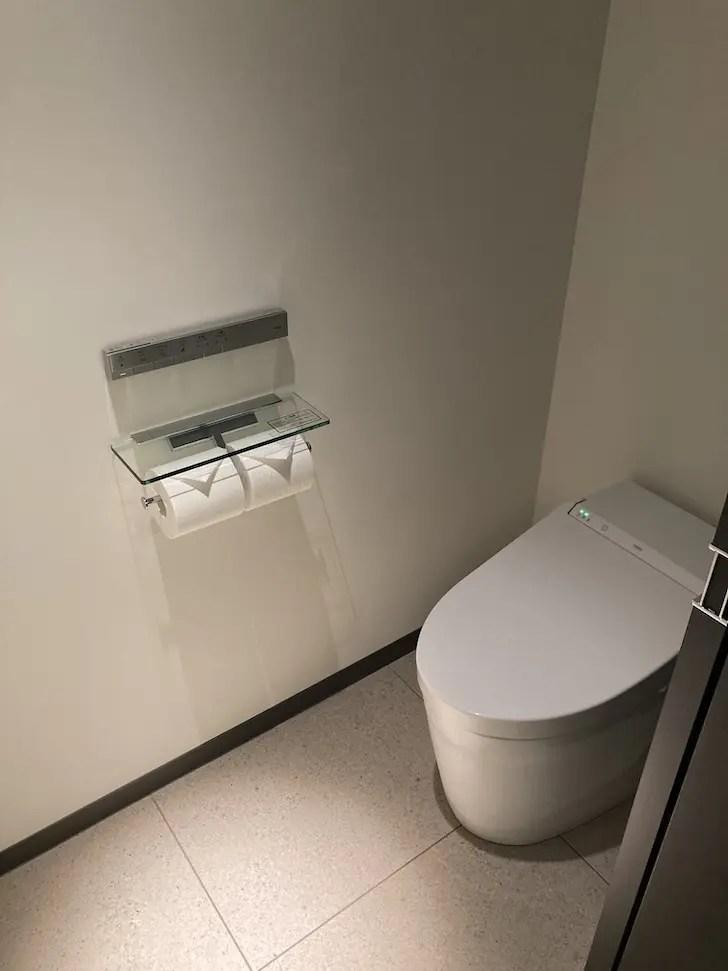 アロフト銀座 トイレ