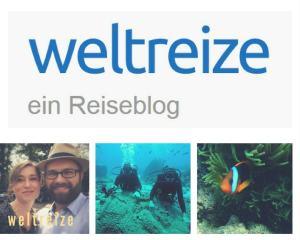 weltreize - ein Reiseblog