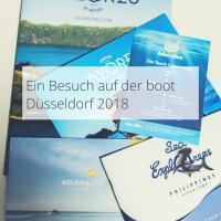 Ein Besuch auf der boot Düsseldorf 2018