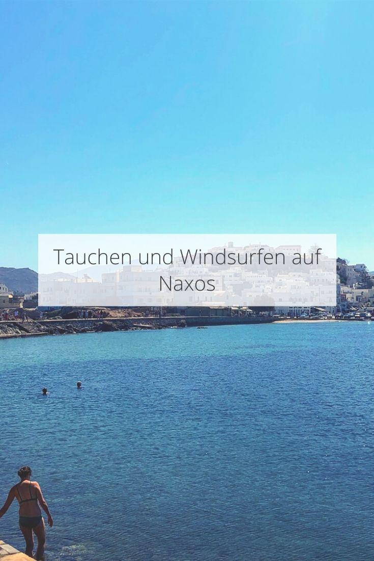 Tauchen auf Naxos