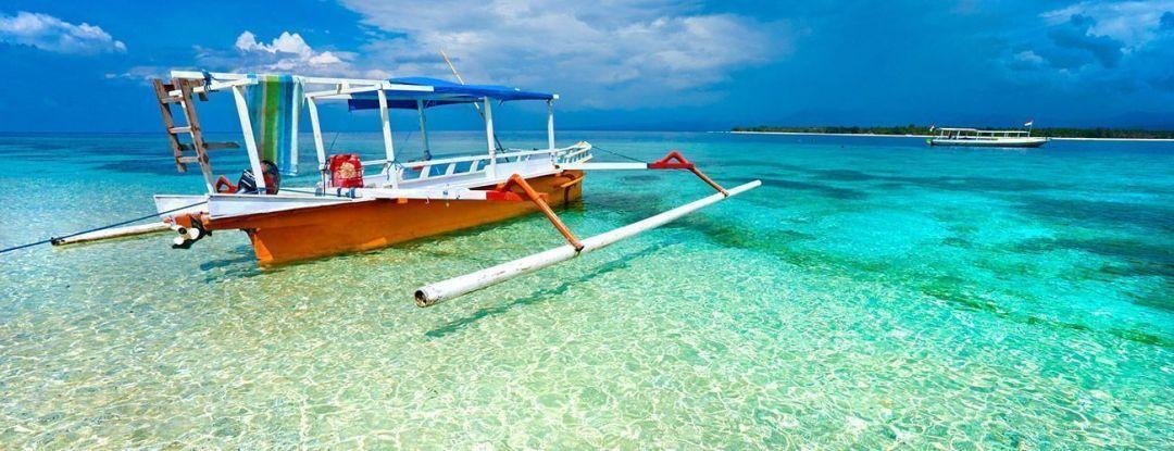 Las-Islas-Gili-en-Indonesia-playas