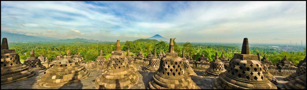 borobudur-Java-rutas