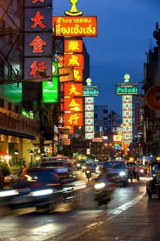 Bangkok-que-ver-Chinatown