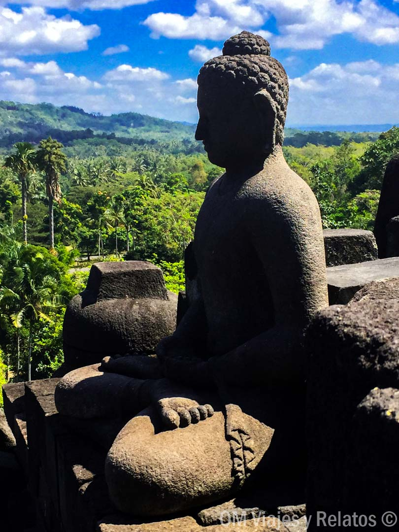Templo-Buda-Indonesia