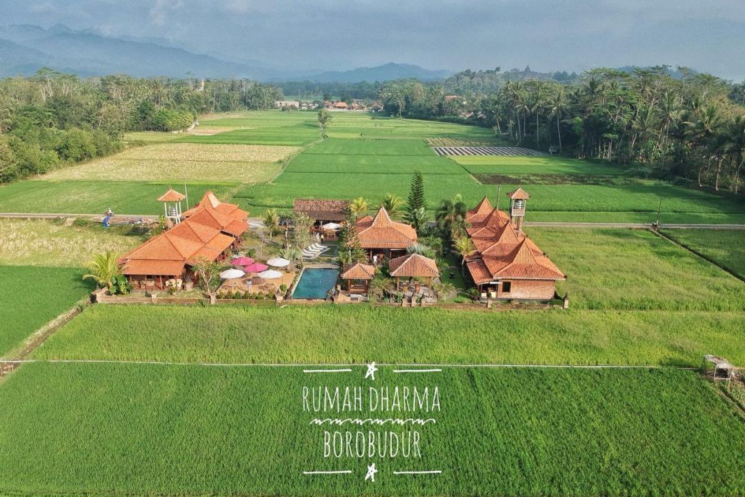 hotel-Borobudur