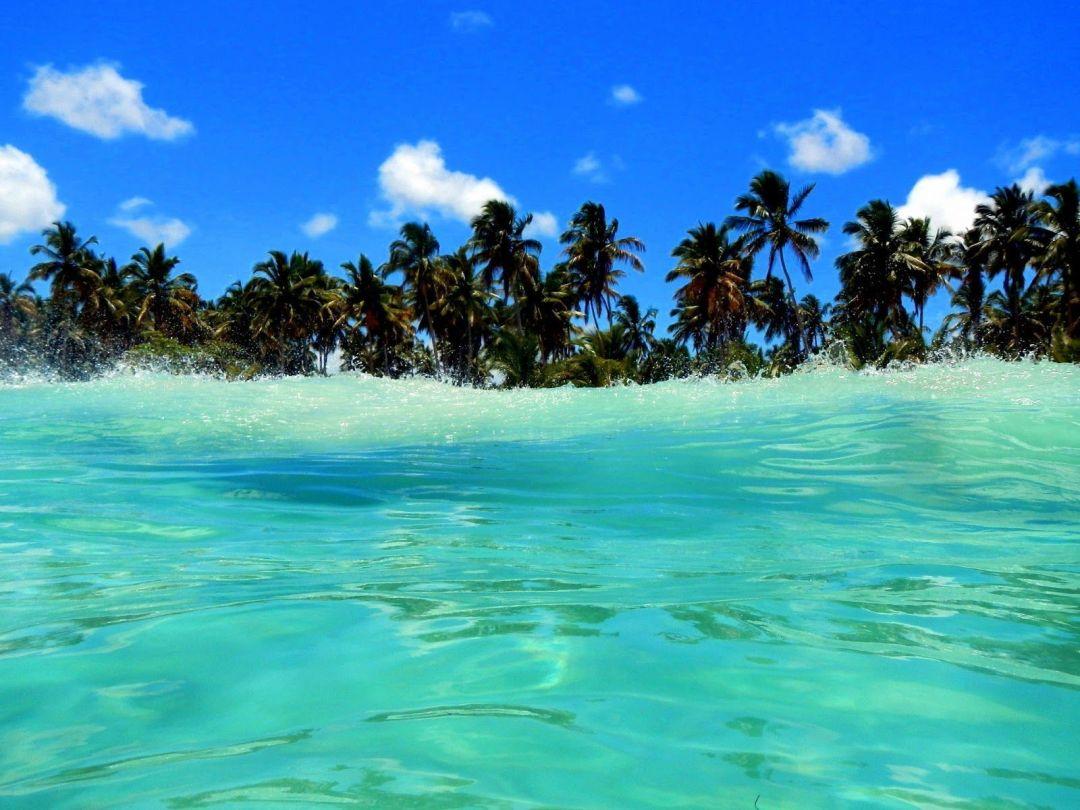 Las playas de Samaná
