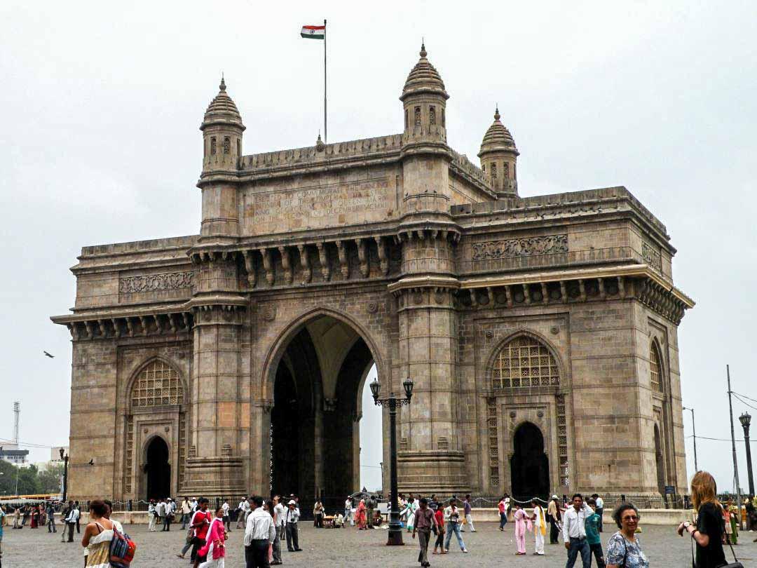 India´s Gate, Mumbai