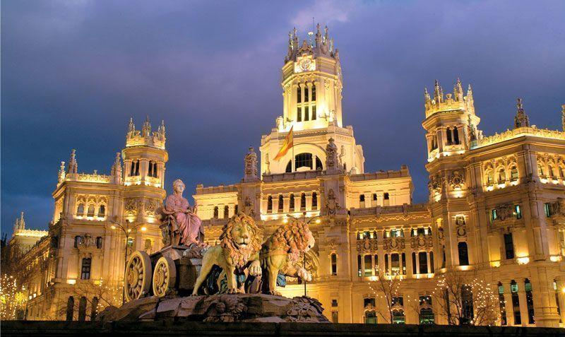 LOS FANTASMAS DE MADRID: RUTA POR8 EDIFICIOS ENCANTADOS DE MADRID