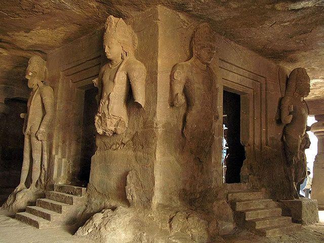 Bombay-cuevas-Isla-Elefanta