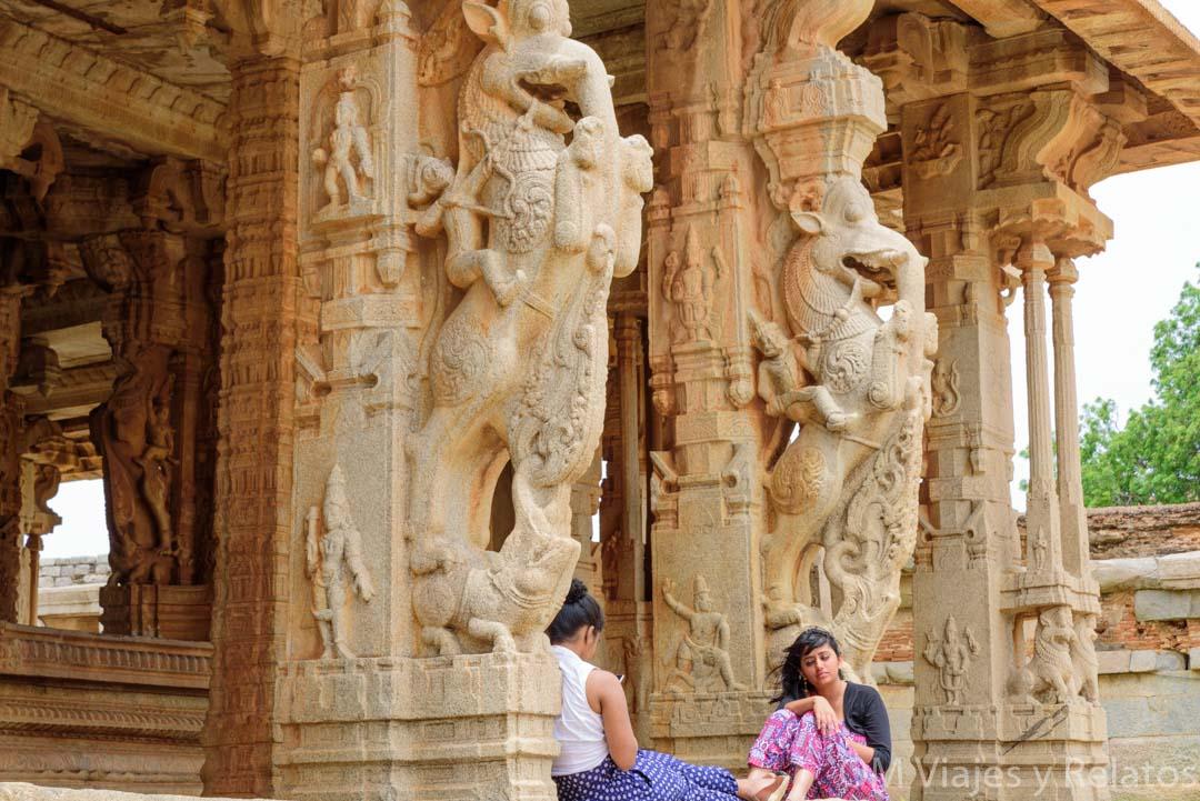 Templos-de-Hampi-India