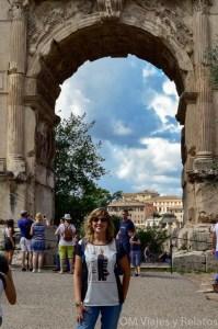 Arco-de-Tito-Roma